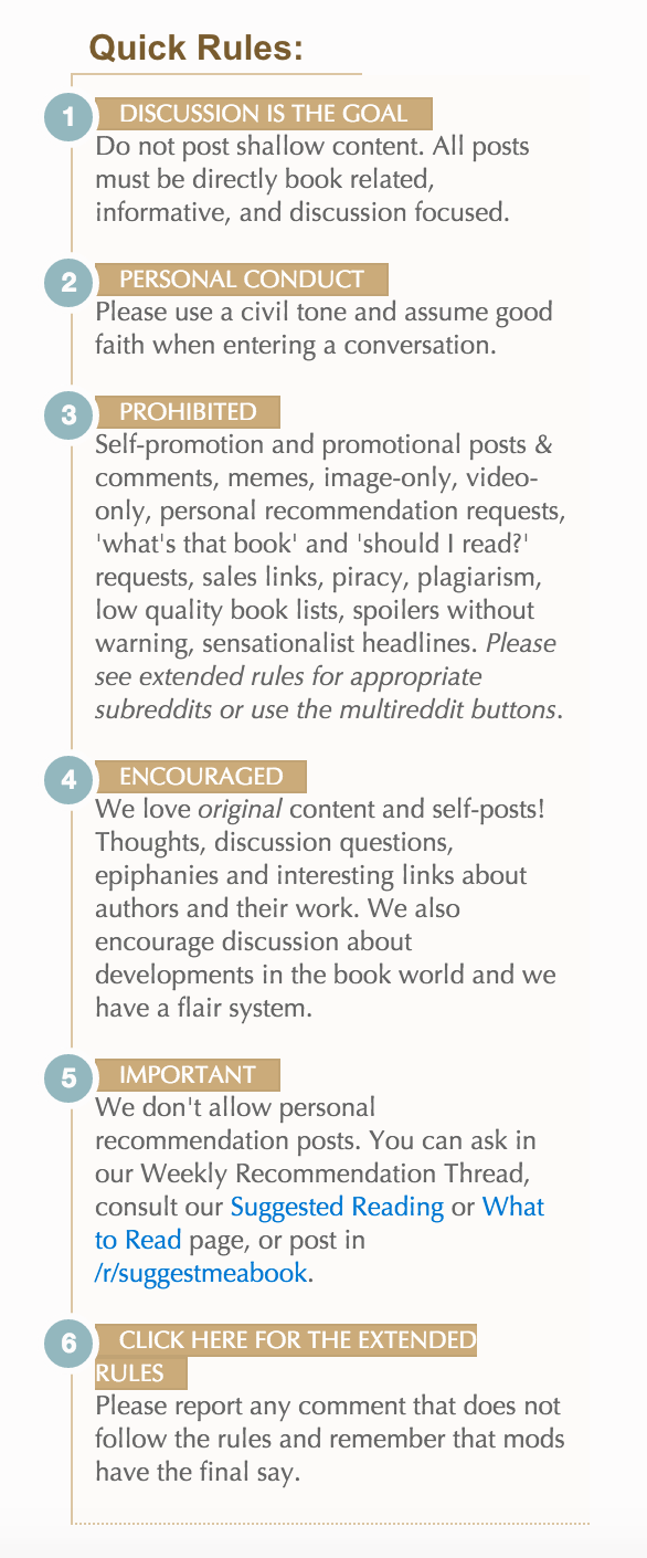 Ten Best Practices for Authors Using Reddit | The Future of