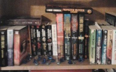 book spine images