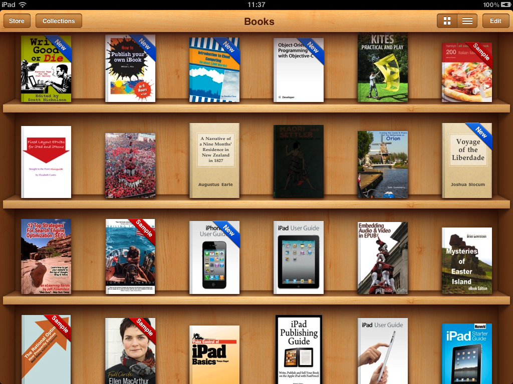 Ebooks for technology